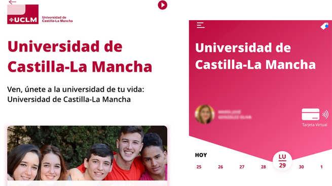Ya está disponible la nueva APP de la Universidad de Castilla-La Mancha
