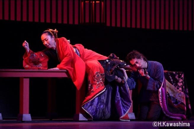 """Imagen: La danza japonesa y el flamenco se fusionan en el concierto del festival """"Sabores y Músicas del Mundo"""" de mañana sábado en Toledo"""