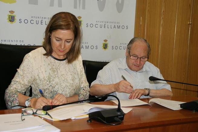 Imagen: Ayuntamiento de Socuéllamos firma cinco convenios
