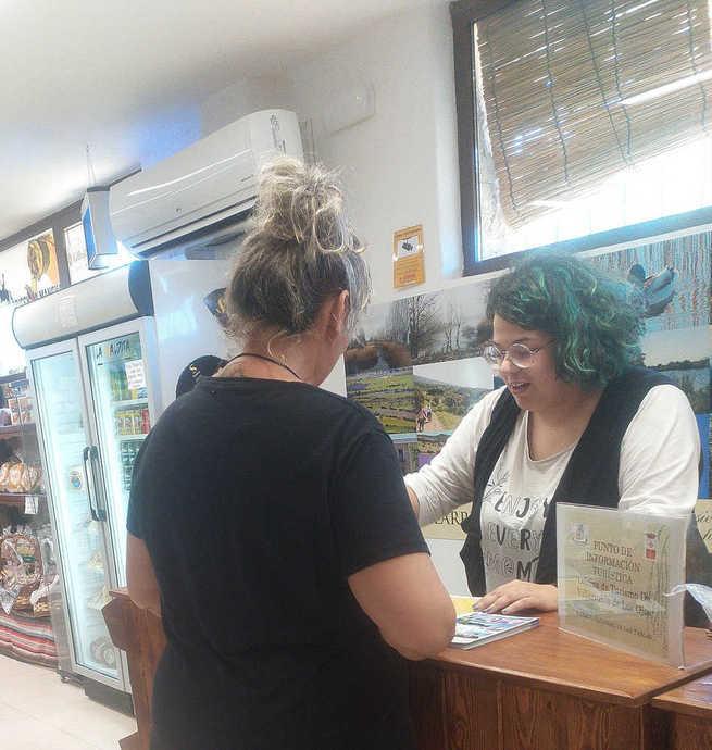 El Punto de Información Turística de Villarrubia en las Tablas de Daimiel ha recibido más de 2.000 visitas durante este verano