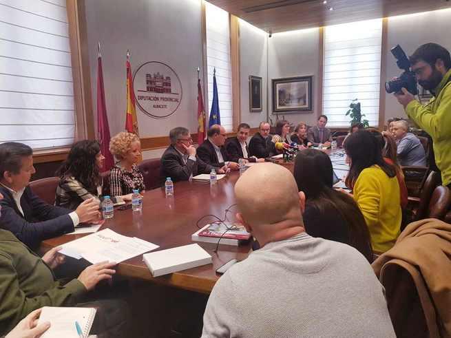 La Diputación de Albacete cierra 2018 como la segunda Administración del país que más apoyo de Europa ha logrado reunir para fomentar el empleo juvenil en el entorno rural