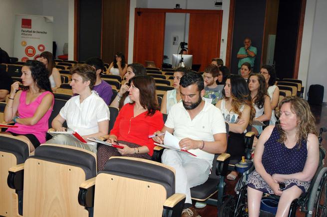Imagen: El ámbito de la discapacidad y del deporte vuelve a reunir a destacados expertos en un curso de verano