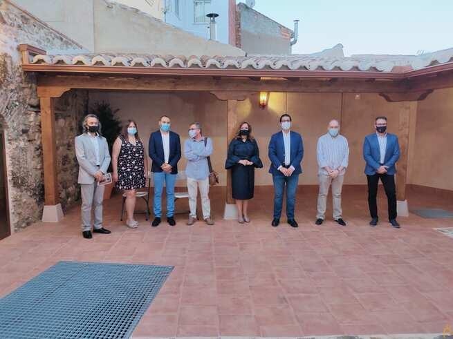 """La Diputación contribuye a que el ayuntamiento de Argamasilla de Calatrava recupere para sus vecinos la """"Casa de la Inquisición"""""""