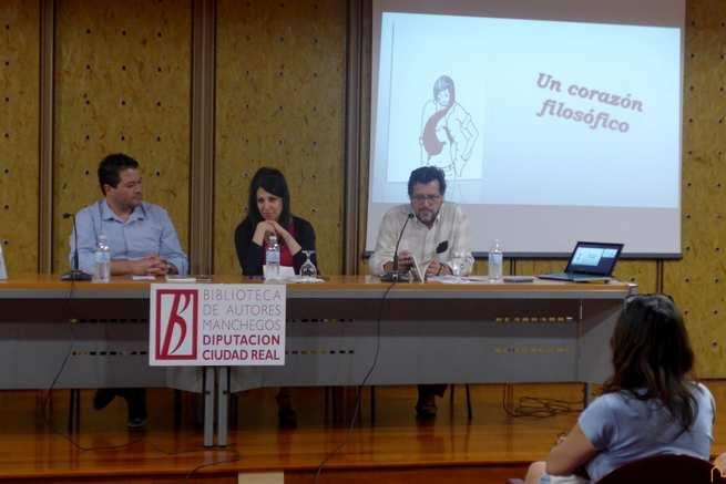 """Anna Scicolone presenta de la mano de la BAM su libro de relatos """"Entre Madrid y yo"""""""