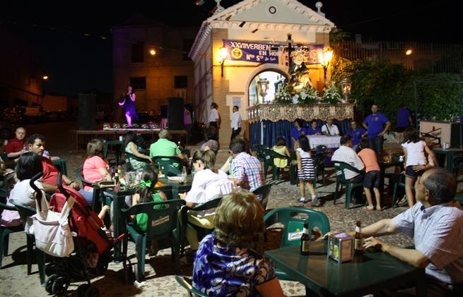 Imagen: Gran ambiente y más recaudación en las fiestas del Calvario
