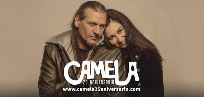 El concierto de Camela programado para la Feria y Fiestas 2019 contará con una entrada solidaria de 3 Euros para Cruz Roja de Socuéllamos