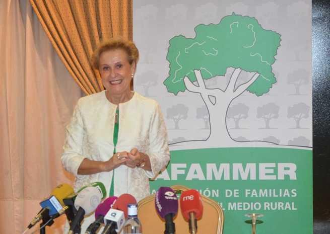 Marie Royce acompañará a las mujeres de AFAMMER en el Día Internacional de la Mujer Rural