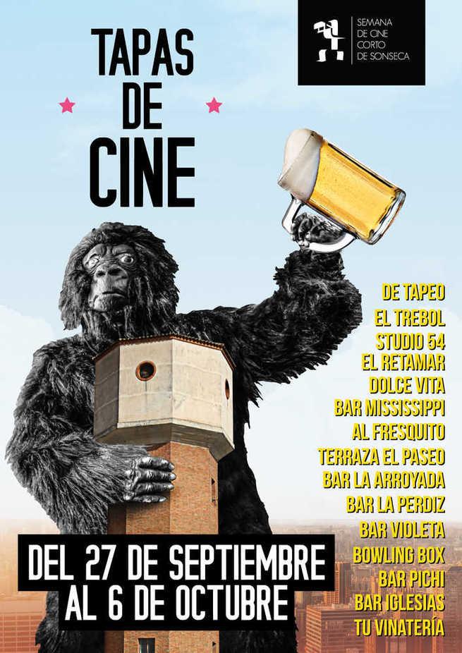 IV Ruta de tapas en cine en Sonseca