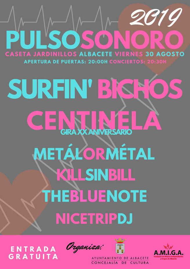 """El Festival de Música de Albacete """"Pulso sonoro"""" celebra su cuarta edición"""