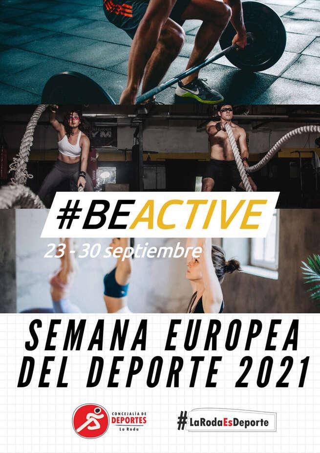 La Roda celebra la Semana Europea del Deporte 2021