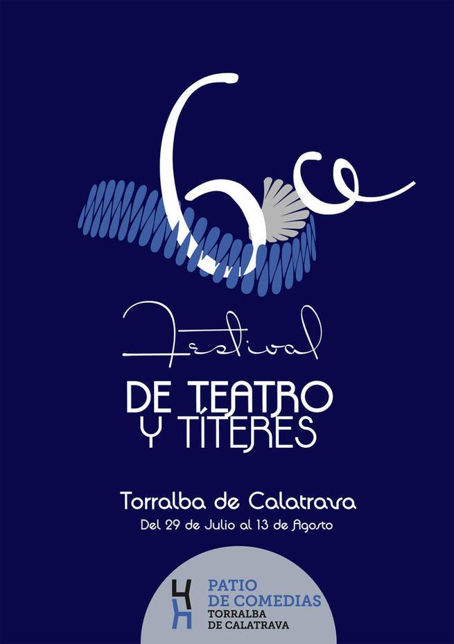 Imagen: Llega el teatro a Torralba de Calatrava: Juanjo Artero, Miguel Rellán , Beatriz Carvajal  y Concha Velasco se subirán a las tablas del Patio de Comedias en el 6º Festival de Teatro y Títeres