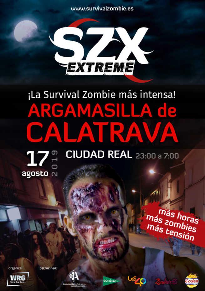 Más de 500 participantes de toda España confirman su asistencia a la espectacular edición 'Extreme' de la Survival Zombie