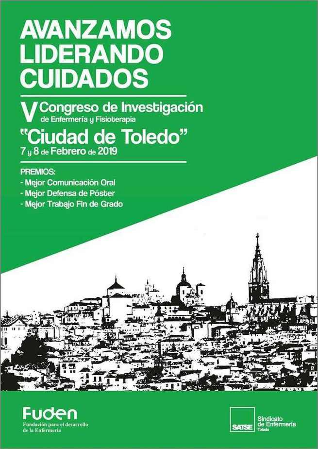 SATSE Toledo congrega a 600 profesionales los días 7 y 8 de febrero en el  V Congreso Nacional de Investigación