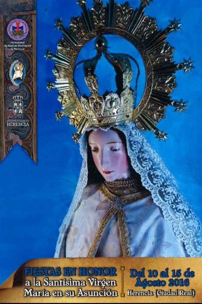 Las fiestas de la Asunción marcan el verano cultural de Herencia