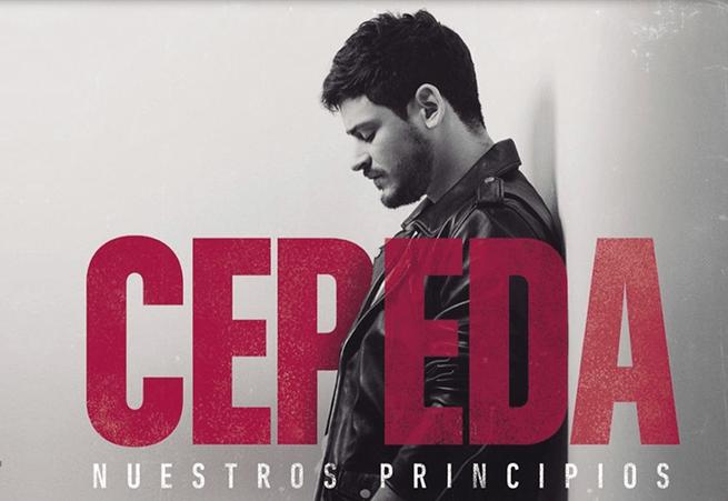Cepeda llega en concierto con su álbum 'Nuestros Principios' a las Fiestas del Vino de Valdepeñas