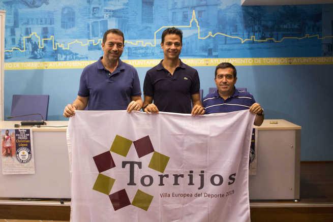 El atleta Christian López quiere batir en Torrijos 4 nuevos Récords Guiness