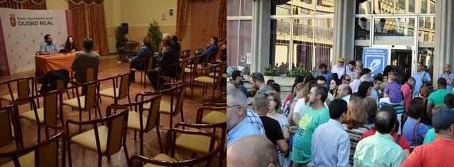 Imagen: Se confirma un nuevo incumplimiento del acuerdo de investidura firmado con Ganemos Ciudad Real que hizo alcaldesa a Pilar Zamora