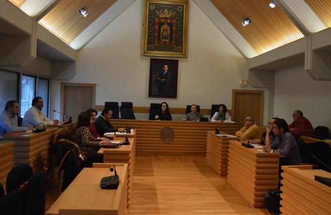 Imagen: El Consejo de Ciudad de Ciudad Real aprueba el Proyecto de Presupuestos Municipales para 2016