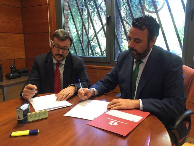 El Ayuntamiento se adhiere al convenio con Tráfico para evitar a la ciudadanía desplazamientos a Guadalajara