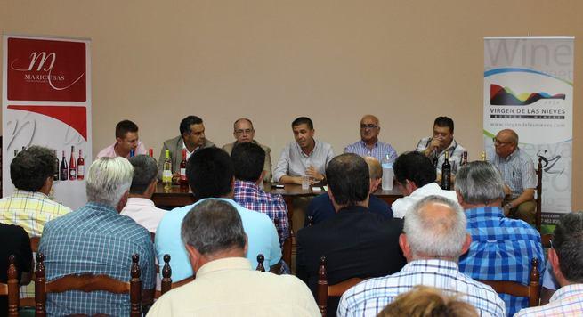 Las cooperativas vitivinícolas de Cenizate y Villamalea protagonizan la primera fusión comercial de la provincia