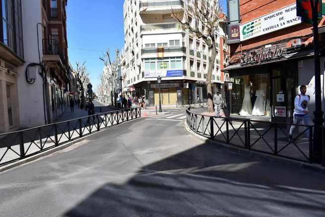 La Junta de Gobierno de Ciudad Real aprueba la memoria de la peatonalización de las calles Toledo, Calatrava,  Feria y Caballero