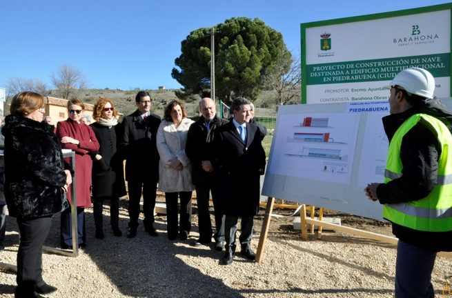 El presidente de la Diputación de Ciudad Real confirma una nueva edición de la Feria de la Carne de Caza Mayor en Piedrabuena