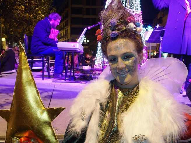 La Dama de la Navidad y los niños encenderán el alumbrado navideño el próximo día 5 de diciembre
