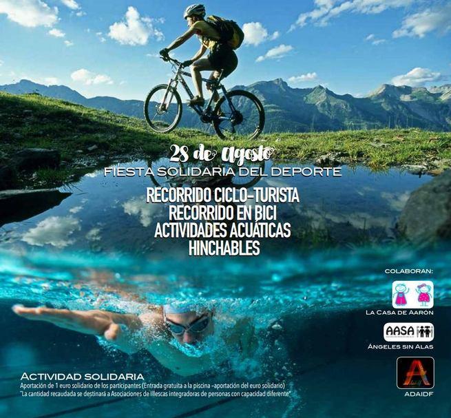 Fiesta Solidaria del Deporte en Illescas