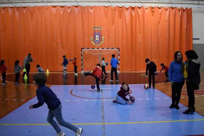 """Las actividades de """"DiverNavidad"""" en Ciudad Real permiten la conciliación de las familias durante las fiestas"""