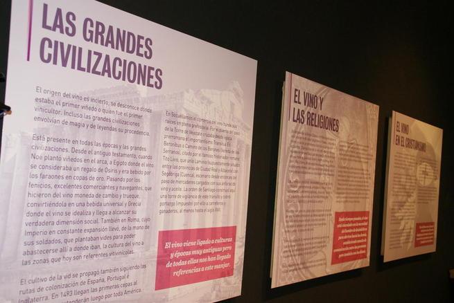 Imagen: El Museo Torre del Vino acogerá este sábado la cata 'Las Bacantes', solo para mujeres