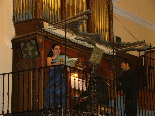 """Imagen: """"Trío Skrets"""", segundo gran y exitoso concierto del XXIII Festival de Música de La Mancha en Quintanar de la Orden"""
