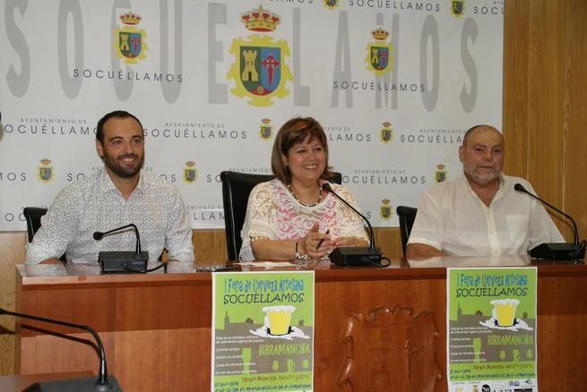 Imagen: Ocho maestros artesanos y más de veinte cervezas formarán parte de 'Birramancha', la Primera Feria de la Cerveza Artesana de Socuéllamos