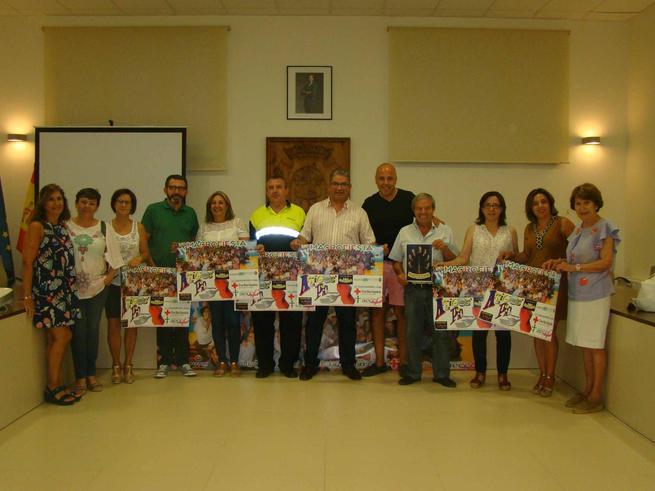 La IV Macrofiesta Poal recaudará fondos para Cruz Roja y la Asociación Española Contra el Cáncer