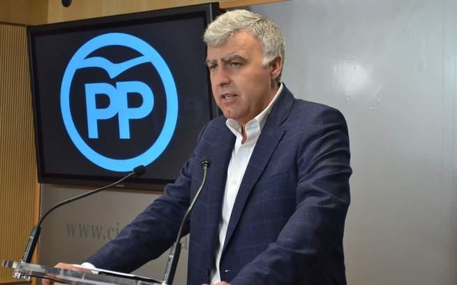Martín critica a Zamora por guardar silencio ante un posible caso de prevaricación urbanística