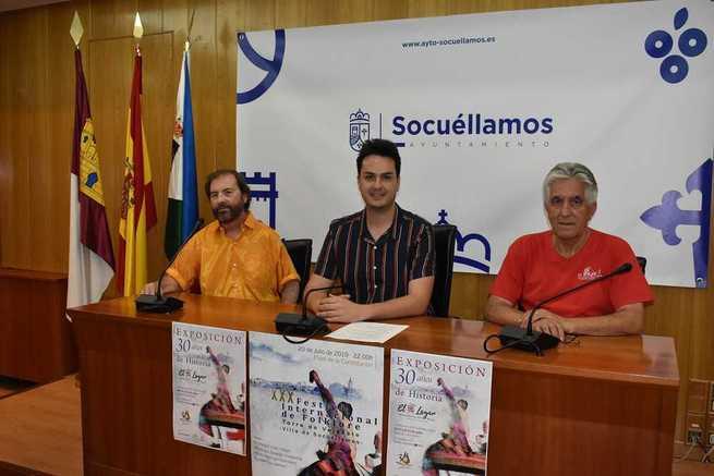 """""""El Lagar"""" celebra su XXX Aniversario con una exposición y una nueva edición del 'Festival Internacional de Folklore Torre de Vejezate'"""