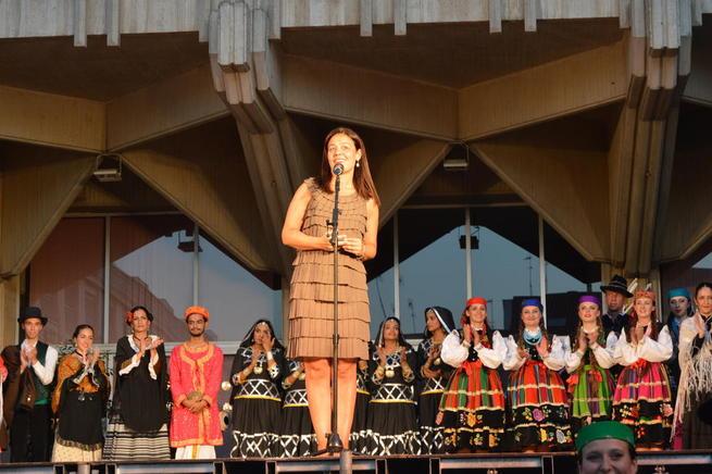 Imagen: Inaugurado el XXXIV Festival Internacional de Folklore de Ciudad Real