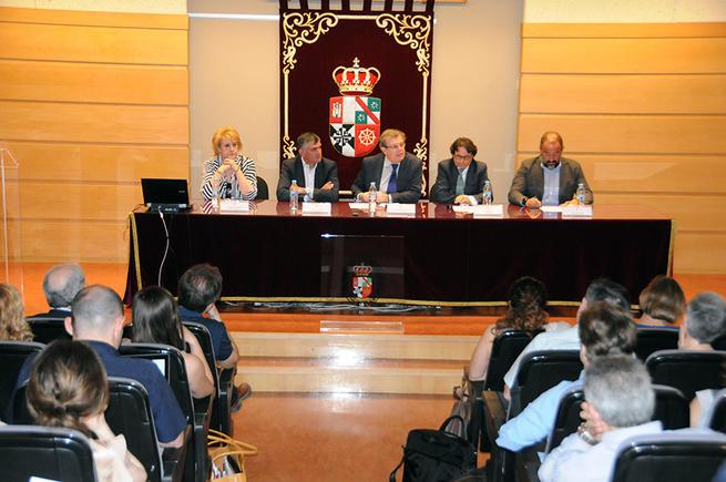 Imagen:  La UCLM presenta en una jornada el programa Horizonte 2020 en el ámbito de la salud y las ciencias sociales
