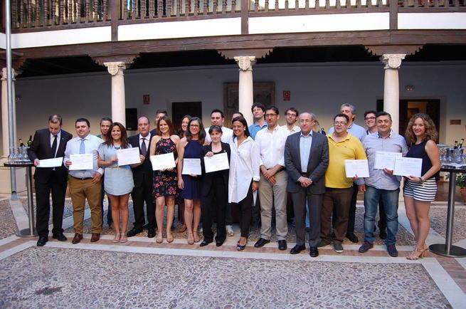 Imagen: Un total de 19 alumnos concluyen la primera edición del Curso de Sumiller de la Cámara de Comercio de Ciudad Real