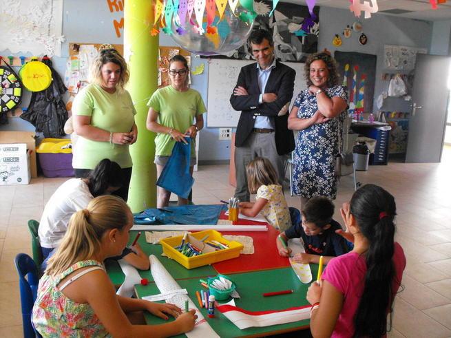 Imagen: El Ayuntamiento de Guadalajara favorece la conciliación en verano ofertando 1.000 plazas a través de sus actividades de familia e infancia