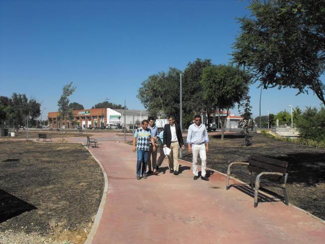 Imagen: El Ayuntamiento de Guadalajara ultima otro importante proyecto en Los Manantiales