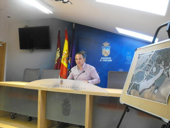 Imagen: Paso decisivo para la recuperación del Poblado de Villaflores en Guadalajara