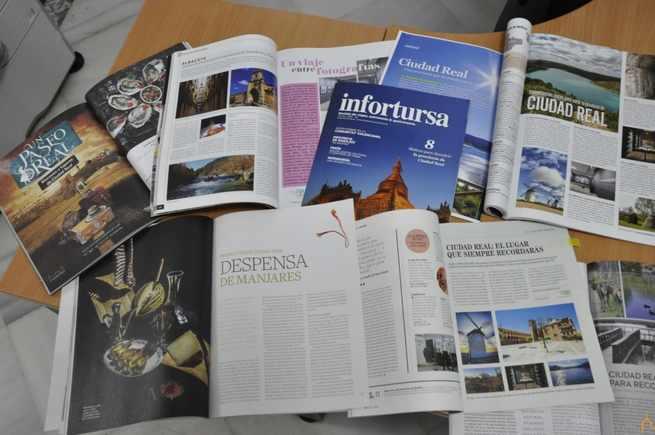 Prestigiosas revistas especializadas se hacen eco en sus páginas de la riqueza turística de la provincia