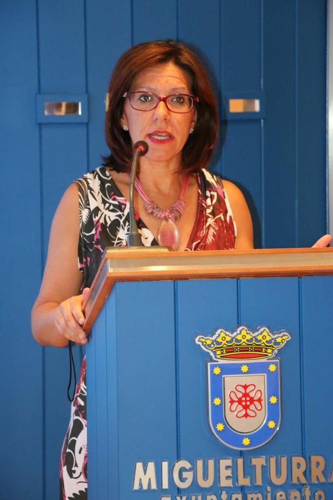 """Imagen: Victoria Sobrino: """"El empleo sigue siendo el área donde mayores esfuerzos realiza el Ayuntamiento"""""""