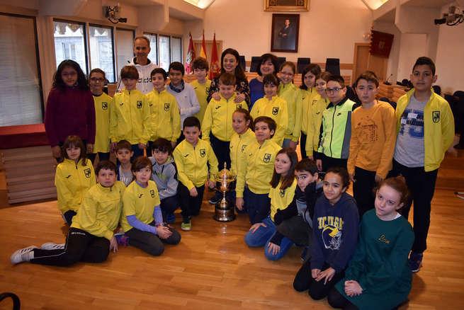 """La Copa """"Joaquín Blume"""" de los Premios Nacionales  del Deporte estará hoy y mañana en el Ayuntamiento de Ciudad Real"""