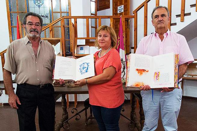"""""""El Quijote del Toboso"""" reposa ya entre los muros del Museo Cervantino en la Cuna de Dulcinea"""