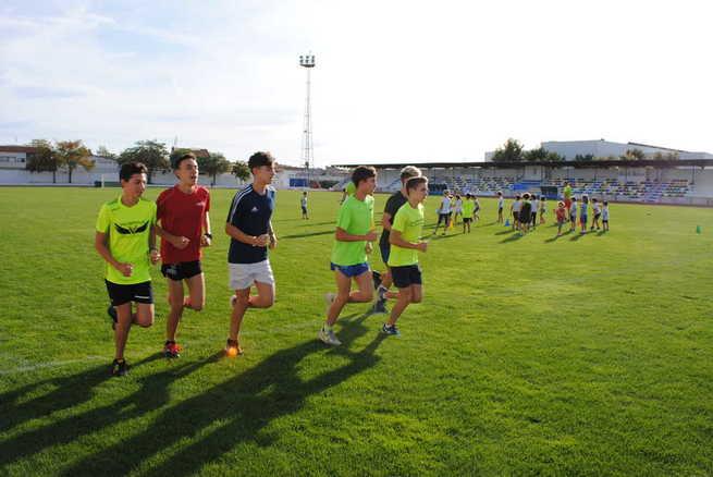 Las Escuelas Municipales Deportivas de Valdepeñas, pioneras en implantar reconocimientos médicos