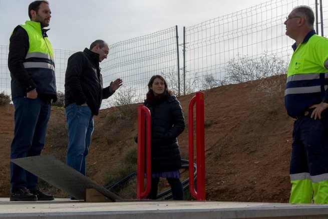 El Ayuntamiento de Toledo mejora la presión de agua en la zona alta del Polígono con la instalación de un nuevo equipo de impulsión