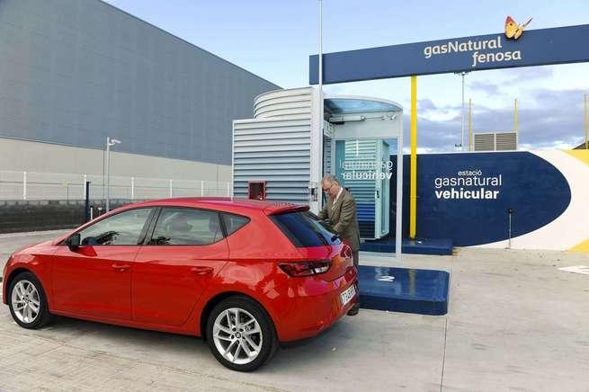 Gas Natural Fenosa duplicará las estaciones de gas natural como combustible para vehículos en el año 2018