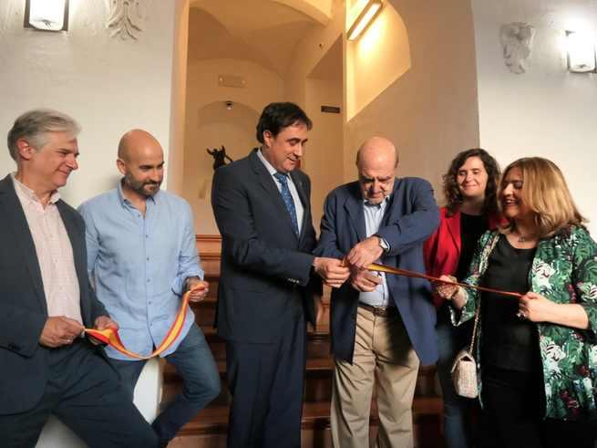 La exposición homenaje a Pedro Mercedes 'Moldeados en Tierra' en Cuenca concluye con 12.000 visitantes