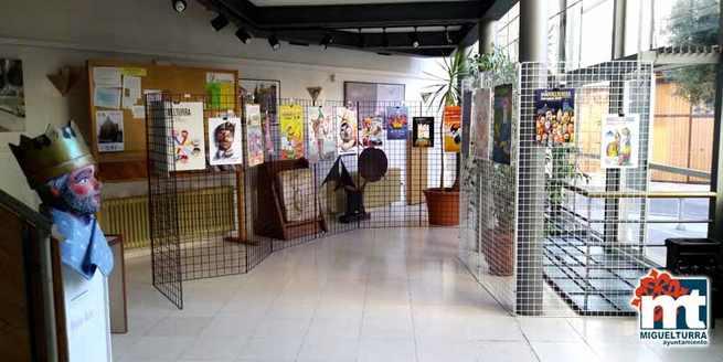 Ya pueden visitar en la Casa de Cultura las 21 obras presentadas para ser oficialmente el cartel anunciador de los Carnavales de Miguelturra 2019
